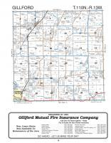 Gillford T110N-R13W, Wabasha County 1999